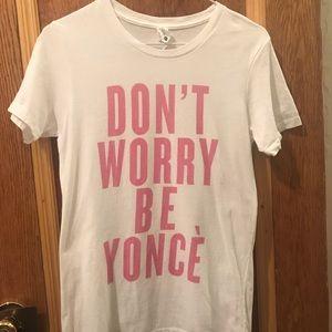 Don't Worry Be Younce T-Shirt- Beyonce Fan Shirt